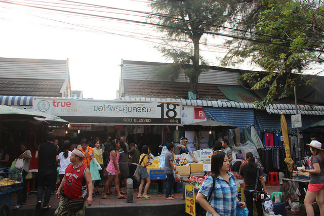 Chatuchak Weekend Amrket